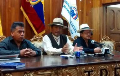 """Video) """"Seguro Social Campesino no desparecerán más bien serán fortalecidos"""", señala Asambleísta  Rodrigo Collaguazo"""