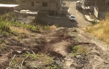 (Video) Calle en el barrio Nueva Esperanza se encuentra en malas condiciones