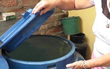 (Video) Moradores del Sector el Panecillo preocupados por escasez de agua