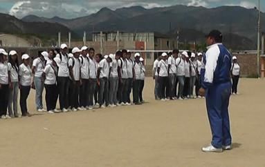 (Video) Estudiantes de dos Instituciones Educativas participan en Campo de Acción y Orden de la Policía Nacional