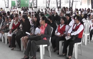 (Video) Colegio de Bachillerato Emiliano Ortega Espinoza cumple 31 años de vida Institucional