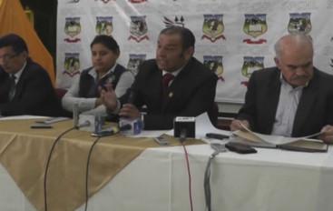(Video) Sindicato Provincial de Choferes Profesionales de Loja designa a Manuel Muñoz como el mejor chofer del año.