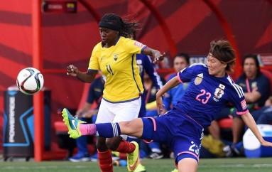 Ecuador cayó 0-1 ante Japón y se despidió con dignidad del Mundial Femenino 2015
