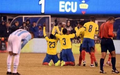 Ecuador tiene la sexta selección más cara de la Copa América