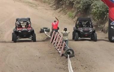 (Video) Competencia de deportes extremos se efectuó en Catamayo