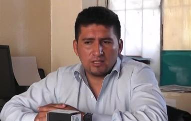 (Video) Comisario de Policía esta encargado de la Jefatura Política tras salida de su titular