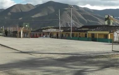 (Video) Cancha del Barrio la Vega no cuenta con iluminación