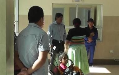 (Video) Ciudadanos denuncian mal servicio en área de emergencias del Centro tipo C
