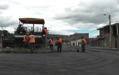 (Video) Morador de San José optimista con ejecución de obra.