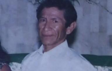 """Vicente Chamba """" Tío Viche """" Personaje de mi Tierra."""