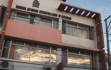 (Video) Alcaldesa habría solicitado renuncia a Directores Departamentales
