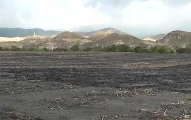 (Video) Quema de paja de caña generó preocupación en moradores de la Vega