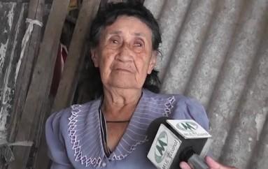 (Video) Vivienda de familia humilde está en malas condiciones