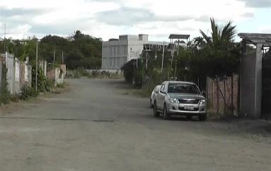 (Video) Moradores de la ciudadela Ximena Vela de Cueva requieren alumbrado público.