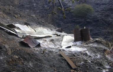 (Video) Jefa Política de Catamayo asegura que afectados por incendio en El Tambo recibirán ayuda.
