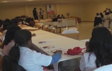 (Video) Mujeres de la provincia de Loja se empoderan de sus derechos, en II Encuentro de la Mujer Rural.