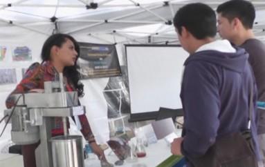 (Video) Más de 60 proyectos  de investigación se expusieron en feria INGENIOS.