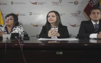 (Video) Autoridades de Loja, trabajan en políticas públicas contra la trata de personas y tráfico de migrantes.