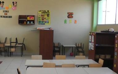 (Video) Escuela Carlos Ortega se prepara para recibir a niños de Educación Inicial