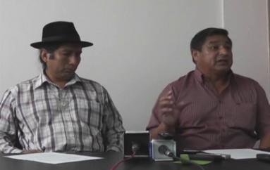 (Video) Autoridades, exigen la actualización de los estudios y diseños civiles y ambientales del Plan Maestro de Agua Potable de Loja