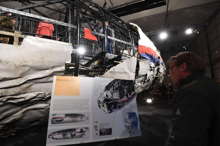 Rusia califica de «totalmente inexactas» las conclusiones sobre la caída del MH17 de Malaysia Airlines