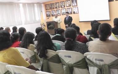(Video) Odontólogos de Loja, celebran su día con actividades académicas, culturales y sociales.