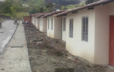 """(Video) 18 de diciembre, se inaugurará oficialmente proyecto habitacional la """"Cascarilla"""""""