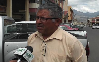 (Video) Sector del transporte prepara acto de recibimiento de la Virgen de El Cisne en Catamayo.