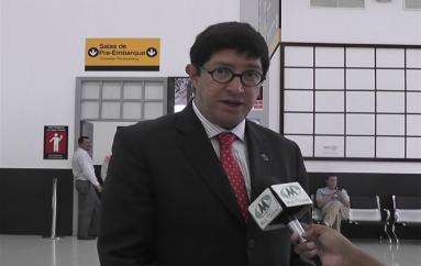 (Video) Ministro de Comercio Exterior visitó Loja.