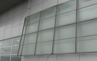 (Video) Problema de cubierta en el Aeropuerto Ciudad de Catamayo será resuelto