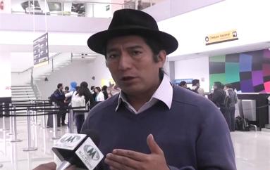 (Video) Prefecto de Zamora Chinchipe en desacuerdo con desalojo de familias en Tundayme