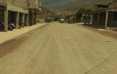 (Video) Expectativa por el asfaltado de la vía Catamayo, Las Canoas, Trapichillo el próximo año