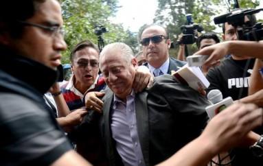 Luis Chiriboga Acosta, en investigación