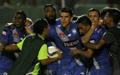 Emelec viajará el sábado a Quito para concentrarse en final contra Liga de Quito