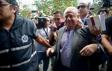 Arresto domiciliario para Luis Chiriboga por investigación de lavado de activos
