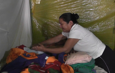 (Video) Familia de escasos recursos pide ayuda económica para ciudadano que sufrió accidente