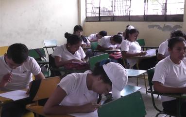 (Video) Cruz Roja de Catamayo evaluó a estudiantes de campo de acción