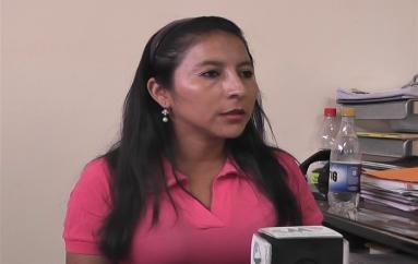 (Video) Sección nocturna en la Unidad Emiliano Ortega Espinosa con titular encargada