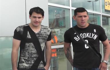 (Video) Jugadores extranjeros se despidieron de Liga de Loja.