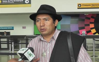 (Video) Prefecto de Zamora Chinchipe cuestiona labor del CONGOPE