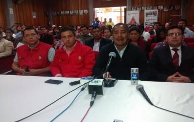 (Video) CONAGOPARE, propone que Prefectos sean elegidos por los habitantes del sector rural del país.