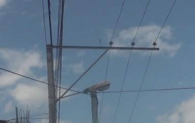 (Video) Corte de energía eléctrica suscitado ayer en el área de concesión de la EERSSA fue por falla en el Sistema Nacional Interconectado.
