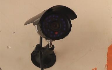 (Video) Cámaras de vigilancia en el Colegio de Bachillerato Nuestra Señora del Rosario