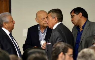 Carlos Villacís, presidente de la FEF, declaró en la Fiscalía sobre caso FIFA-Gate
