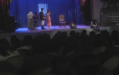 (Video) Colegio de Bachillerato 27 de Febrero celebra sus fiestas patronales