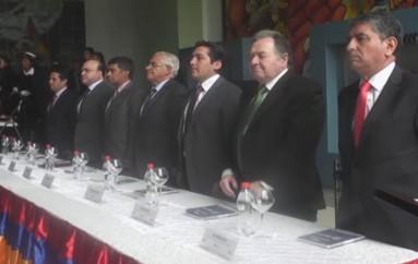 (Video) Hoy se cumplió firma de contrato para construcción del proyecto REGENERAR.