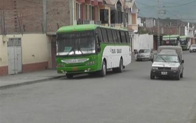 (Video) Presidente de Urbacat pide al Municipio el mejoramiento de algunas vías urbanas