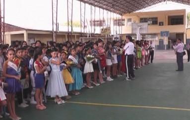 (Video) Jornadas deportivas iniciaron en la Unidad Educativa Ovidio Decroly