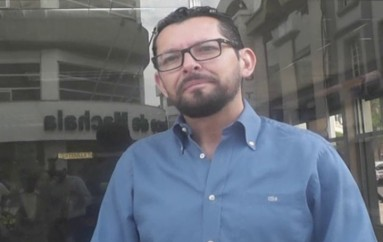 (Video) Jackson Torres, deja el cargo de coordinador zonal 7 del Ministerio del Deporte.