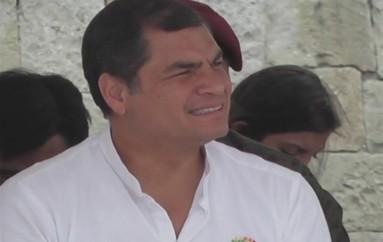 (Video) Presidente de la República Rafael Correa, visitaría en los próximos días las provincias de la región sur.